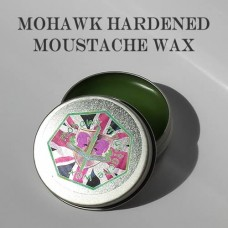 Mohawk Hardened Moustache Wax 15g tin